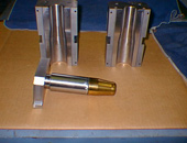 CNC Drilling and Tapping