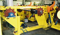 Pipe Handling Chain Conveyor