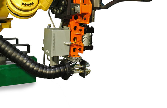 Robotic End of Arm Tooling